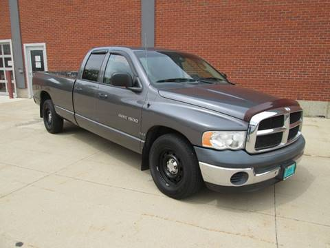 2004 Dodge Ram Pickup 1500 for sale at Perfection Auto Detailing & Wheels in Bloomington IL