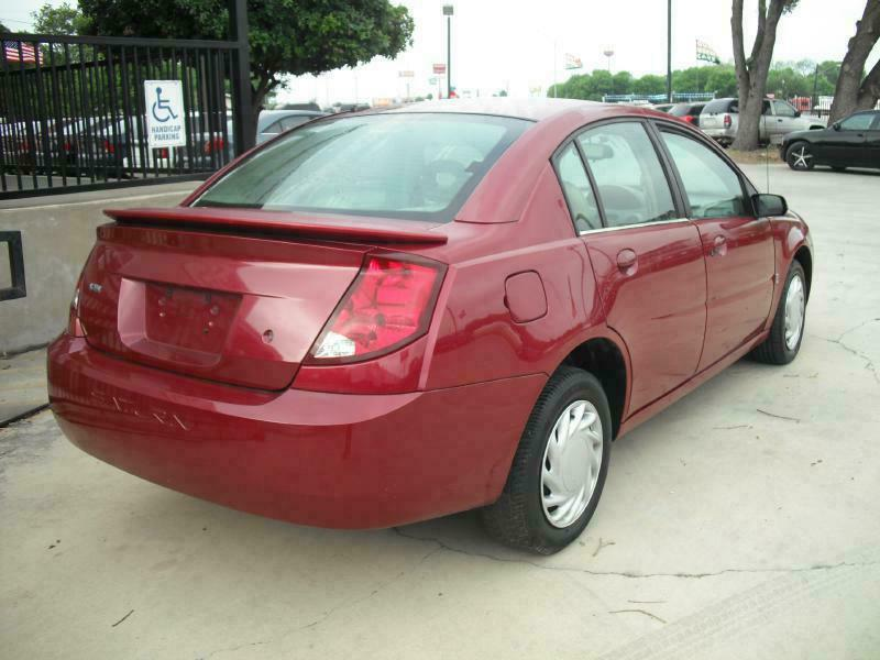 2007 Saturn Ion 2 4dr Sedan 4A - San Antonio TX