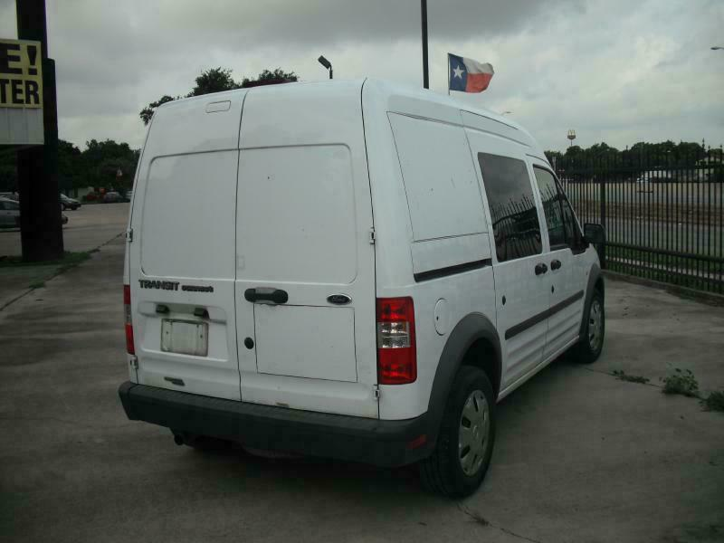 2012 Ford Transit Connect XL 4dr Cargo Mini-Van w/o Side and Rear Glass - San Antonio TX