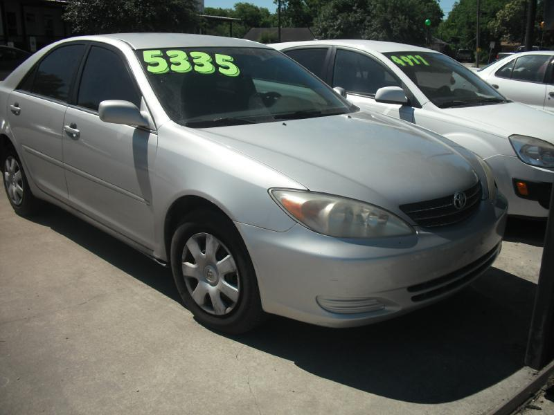 2004 Toyota Camry LE 4dr Sedan - San Antonio TX