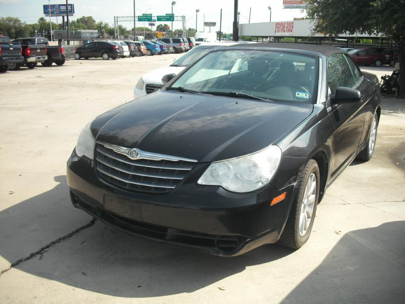 2010 Chrysler Sebring LX 2dr Convertible - San Antonio TX