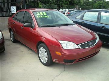 2005 Ford Focus for sale in San Antonio, TX