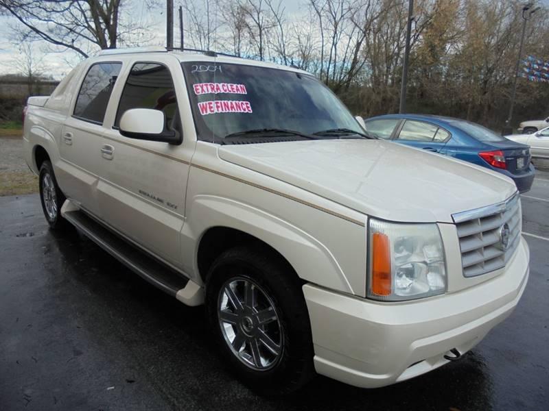 2004 Cadillac Escalade Ext Awd 4dr Crew Cab Sb In Murfreesboro Tn