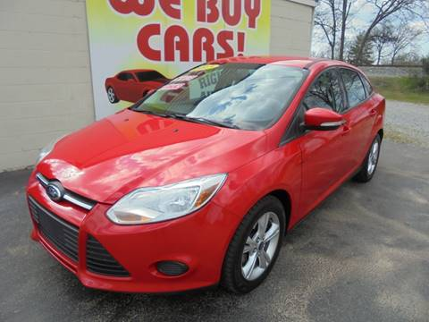 2013 Ford Focus for sale in Murfreesboro, TN