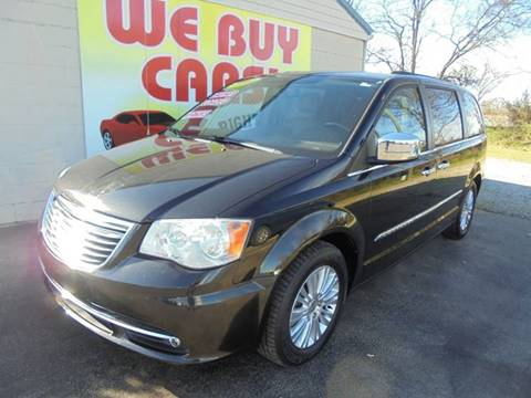 2012 Chrysler Town and Country for sale in Murfreesboro, TN