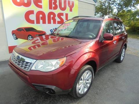 2011 Subaru Forester for sale in Murfreesboro, TN