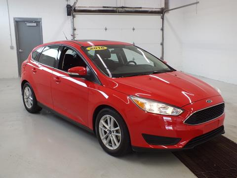 2016 Ford Focus for sale in Newton, IA