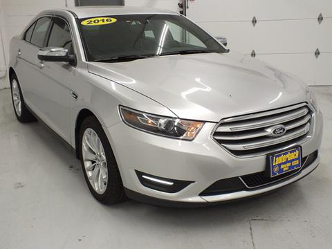 2016 Ford Taurus for sale in Newton, IA