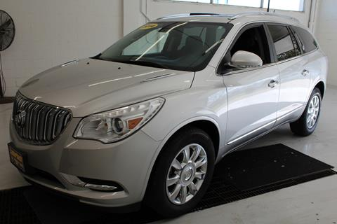 2014 buick enclave for sale in iowa. Black Bedroom Furniture Sets. Home Design Ideas
