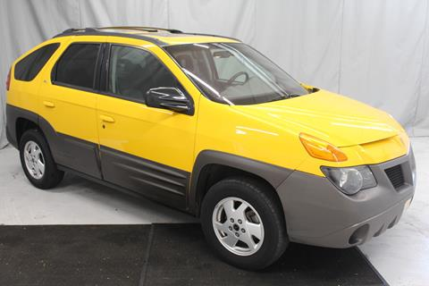 2001 Pontiac Aztek for sale in Newton, IA