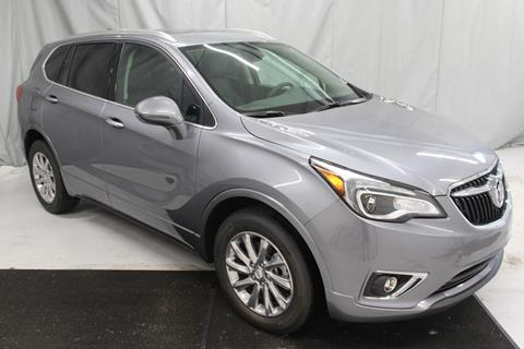 2020 Buick Envision for sale in Newton, IA