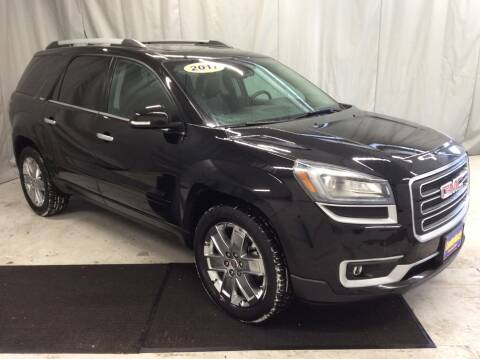 2017 GMC Acadia Limited for sale at LAUTERBACH BUICK GMC in Newton IA