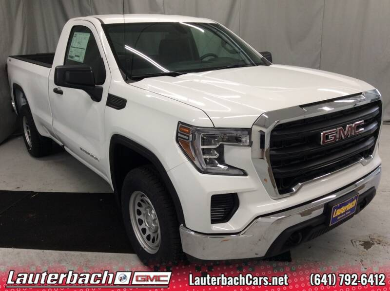 2020 GMC Sierra 1500 4x4 2dr Regular Cab 8 ft. LB - Newton IA