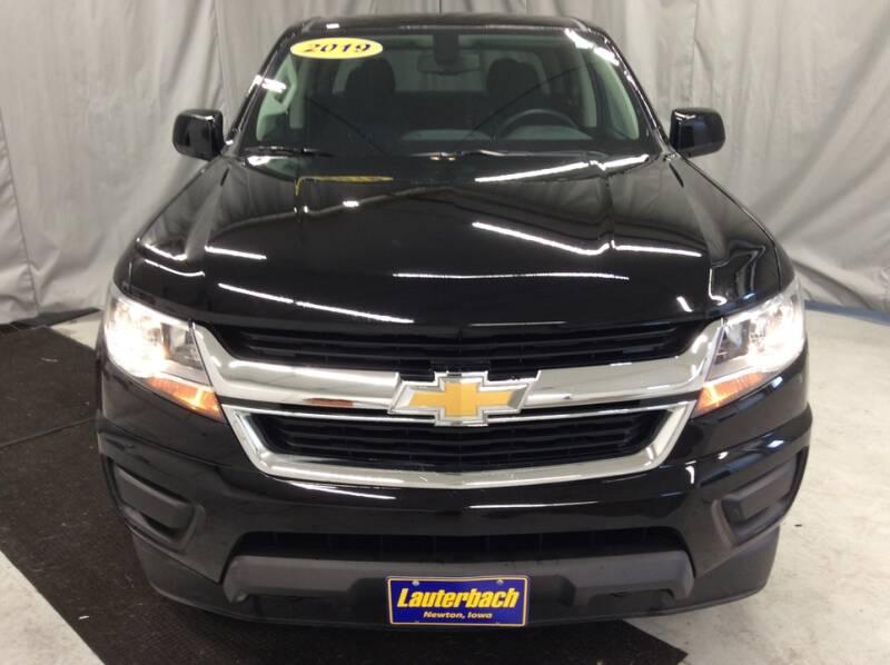 2019 Chevrolet Colorado 4WD LT Crew Cab - Newton IA