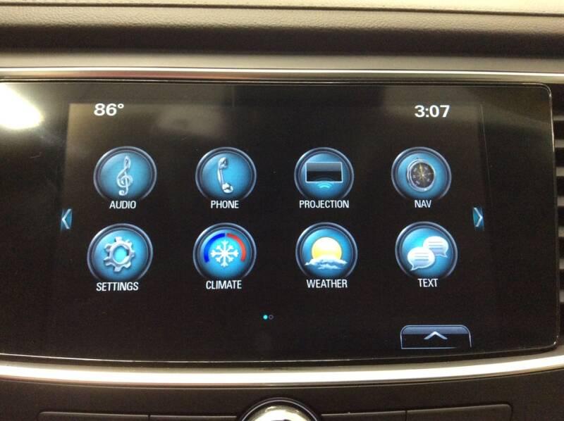 2017 Buick LaCrosse Premium 4dr Sedan - Newton IA