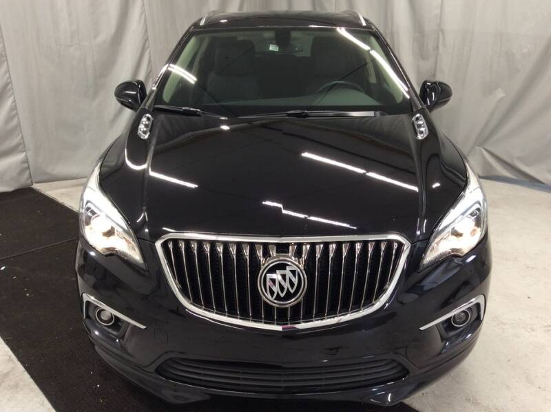 2017 Buick Envision AWD Essence 4dr Crossover - Newton IA