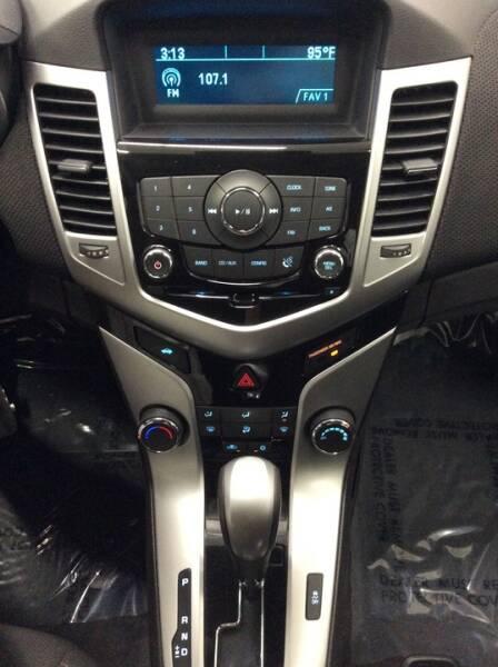 2015 Chevrolet Cruze 1LT Auto 4dr Sedan w/1SD - Newton IA