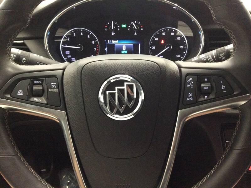 2019 Buick Encore Essence 4dr Crossover - Newton IA