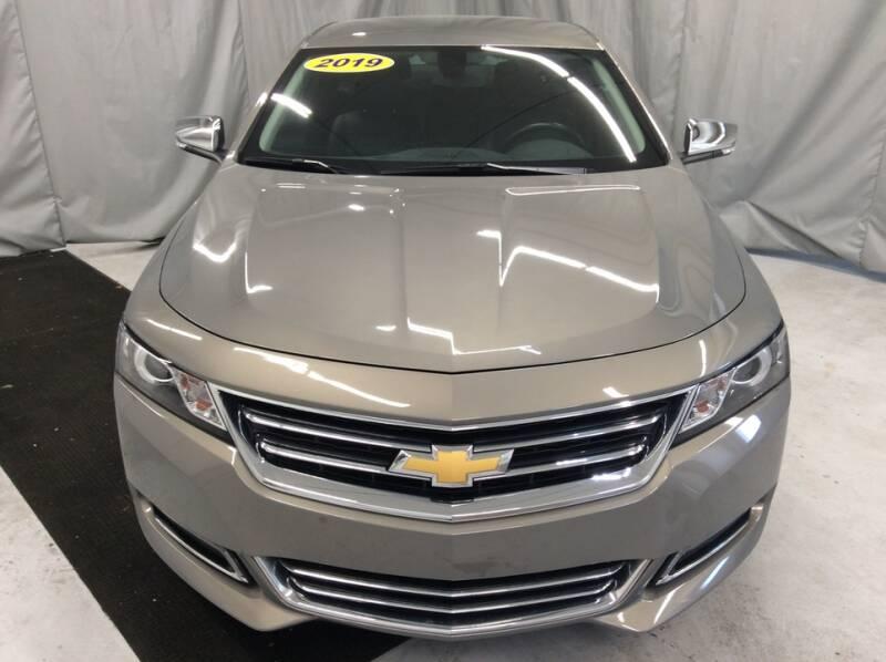 2019 Chevrolet Impala Premier 4dr Sedan - Newton IA