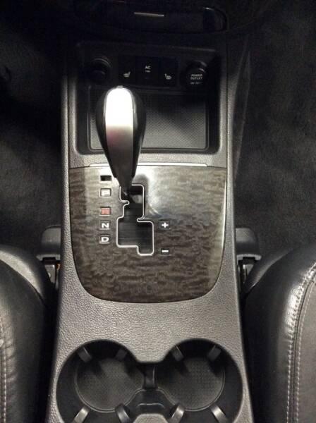 2008 Hyundai Santa Fe  - Newton IA