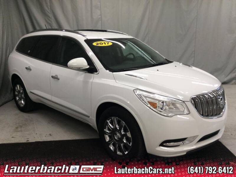 2017 Buick Enclave AWD Leather 4dr Crossover - Newton IA