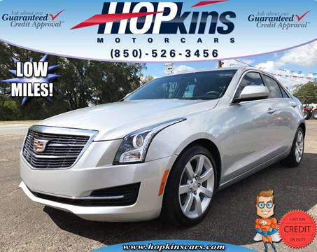 2016 Cadillac ATS for sale in Marianna, FL