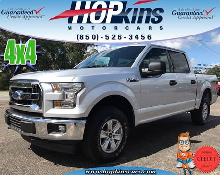 2017 Ford F-150 for sale in Marianna, FL