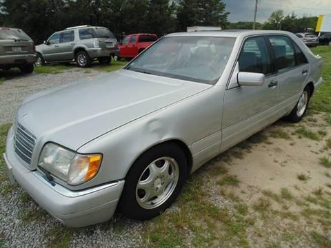 1999 Mercedes-Benz S-Class for sale in Cartersville, GA