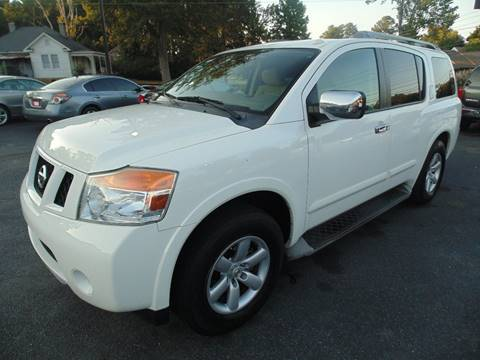 2012 Nissan Armada for sale in Cartersville, GA
