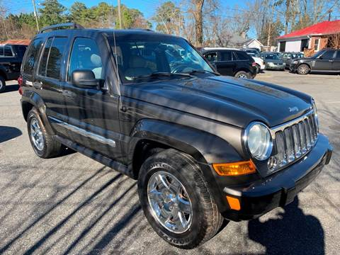 2005 Jeep Liberty for sale in Cartersville, GA