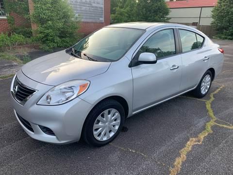 2012 Nissan Versa for sale in Cartersville, GA