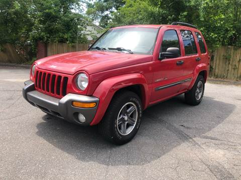 2004 Jeep Liberty for sale in Cartersville, GA