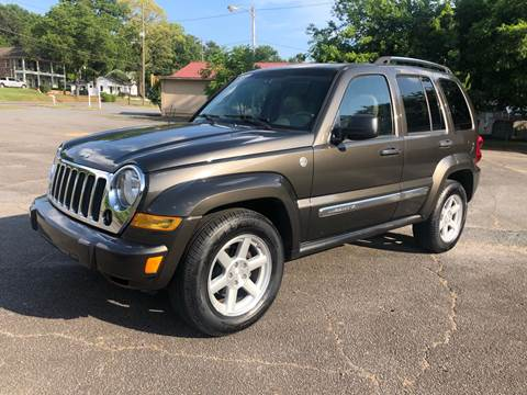 2006 Jeep Liberty for sale in Cartersville, GA