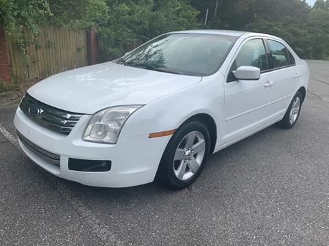 2007 Ford Fusion for sale in Cartersville, GA