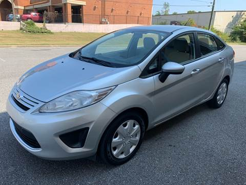 2011 Ford Fiesta for sale in Cartersville, GA