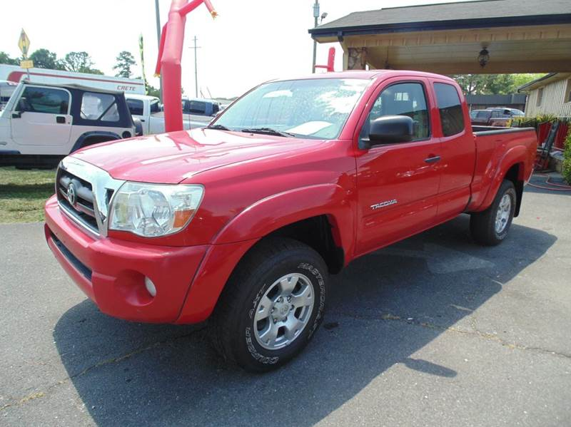 2008 toyota tacoma 4x2 prerunner v6 4dr access cab 6 1 ft sb 5a in cartersville ga vinings. Black Bedroom Furniture Sets. Home Design Ideas