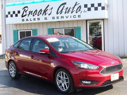 2015 Ford Focus for sale in Manitowoc, WI