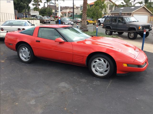 1992 Chevrolet Corvette for sale at Corvette Specialty by Dave Meyer in San Diego CA