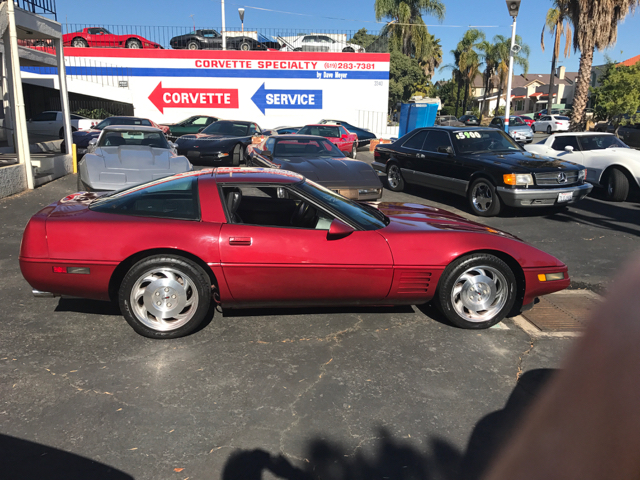 1991 Chevrolet Corvette Rare 6 Speed! - San Diego CA