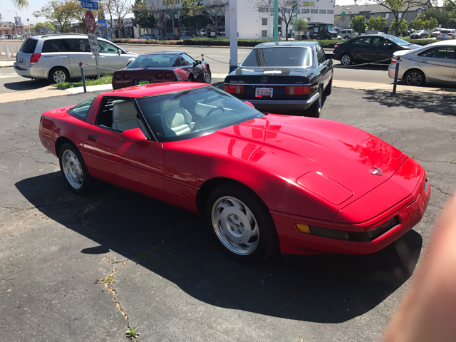 1992 Chevrolet Corvette One Owner Low Miles! - San Diego CA