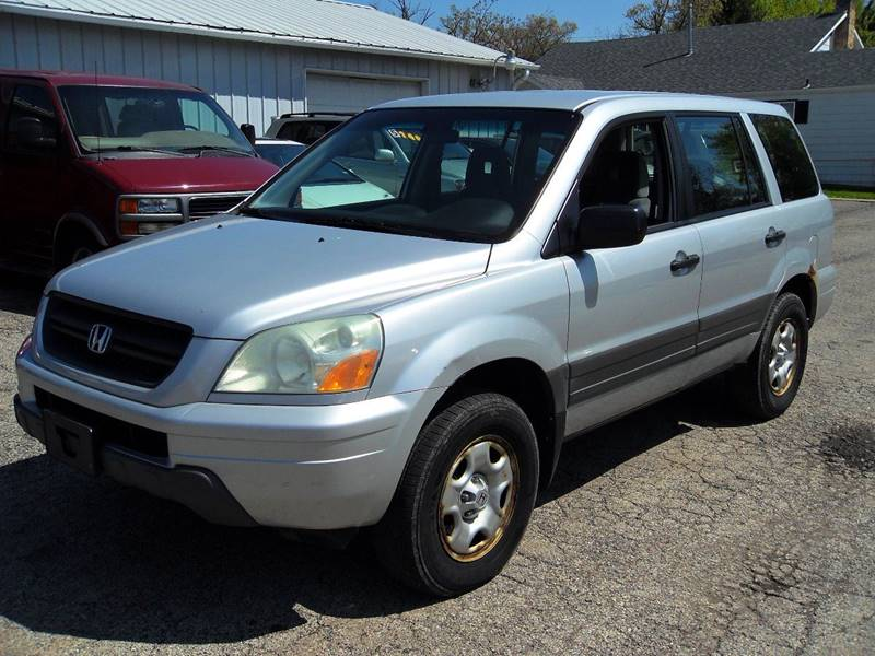 2004 Honda Pilot LX 4WD 4dr SUV - Round Lake Heights IL