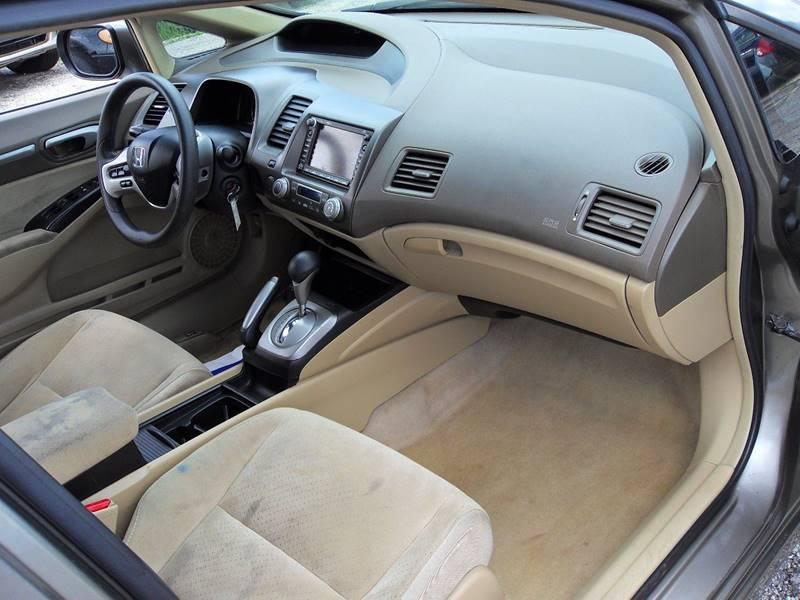 2006 Honda Civic Hybrid 4dr Sedan w/Navi - Round Lake Heights IL