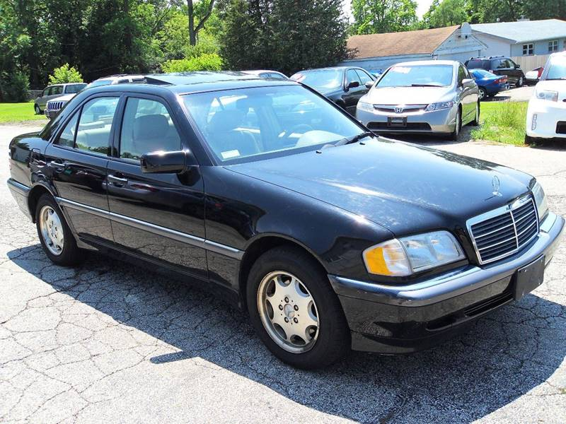 1999 Mercedes-Benz C-Class C 230 Supercharged 4dr Sedan - Round Lake Heights IL