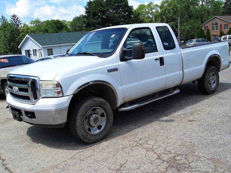 2006 Ford F-250 Super Duty XLT 4dr SuperCab 4WD LB - Round Lake Heights IL