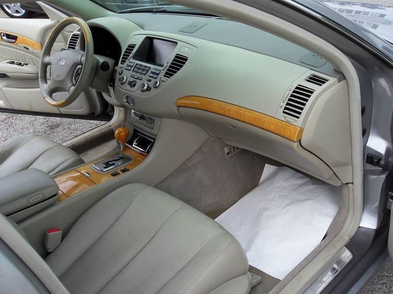 2002 Infiniti Q45 4dr Sedan - Round Lake Heights IL