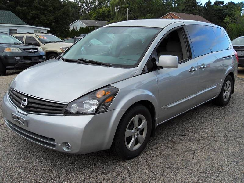 2008 Nissan Quest 3.5 S 4dr Mini-Van - Round Lake Heights IL