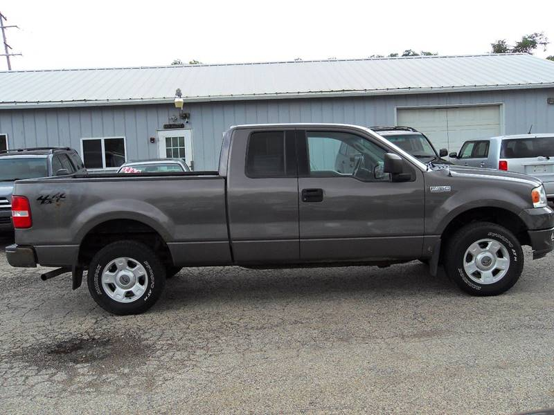 2004 Ford F-150 4dr SuperCab STX 4WD Styleside 6.5 ft. SB - Round Lake Heights IL