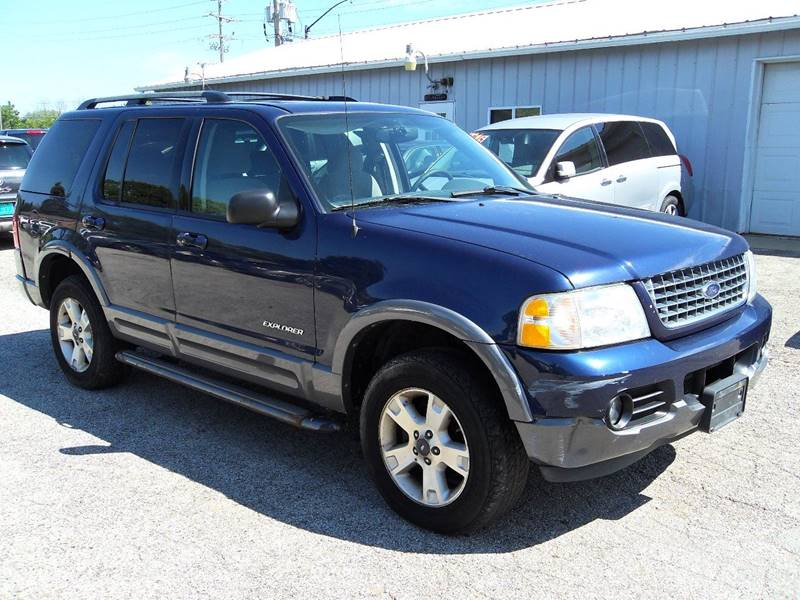 2004 Ford Explorer AWD XLT 4dr SUV - Round Lake Heights IL