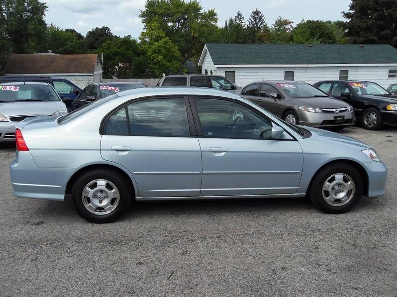 2004 Honda Civic Hybrid 4dr Sedan - Round Lake Heights IL