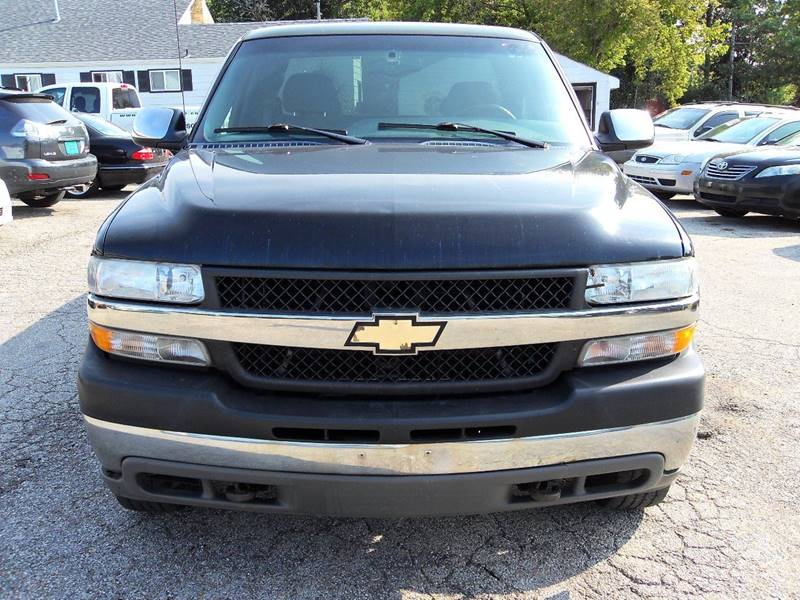 2001 Chevrolet Silverado 2500HD 4dr Extended Cab LS 4WD LB - Round Lake Heights IL